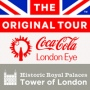 Bus Tour + London Eye + Tower of London Ticket
