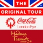 Bus Tour + Madame Tussauds + London Eye Ticket