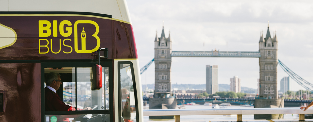 Big Bus London, Hop on Hop off Bus Tour, Thames River Cruise,