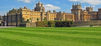 Blenheim Palace & City of Oxford