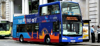Non-Stop 1.5hr London Bus Tour