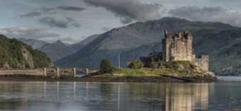 Edinburgh, Loch Ness & Highlands