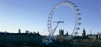 Bus + Madame Tussauds+London Eye