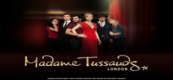 Bus Tour & Madame Tussauds