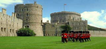 Royal Windsor Castle - Half Day